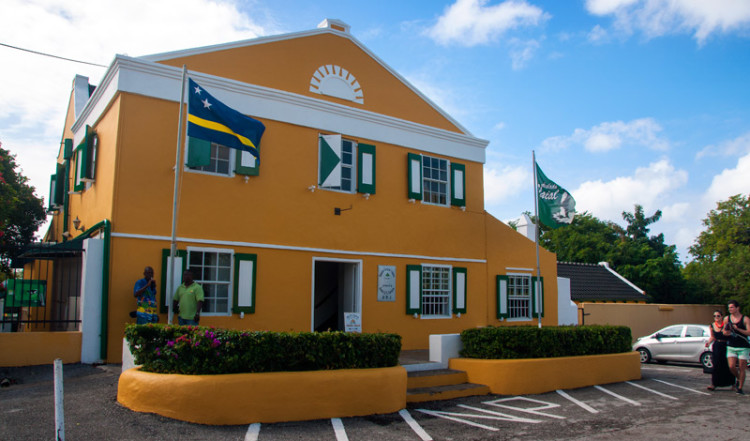 Curacao liqueur Factory, Willemstad, Curacao