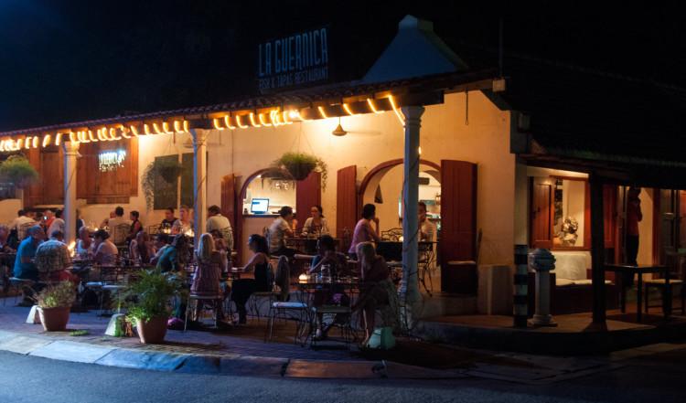 La Guernica Restaurang, Bonaire