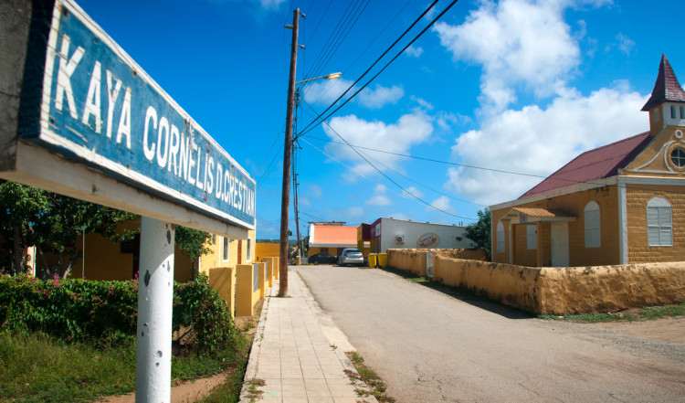 Kaya Cornelis D Crestian i Rincon, Bonaire