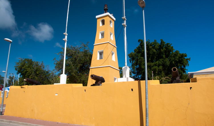 Torn i Kralendijk, Bonaire