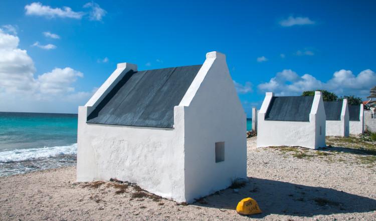 Slavhus vid Red Beryl, Bonaire