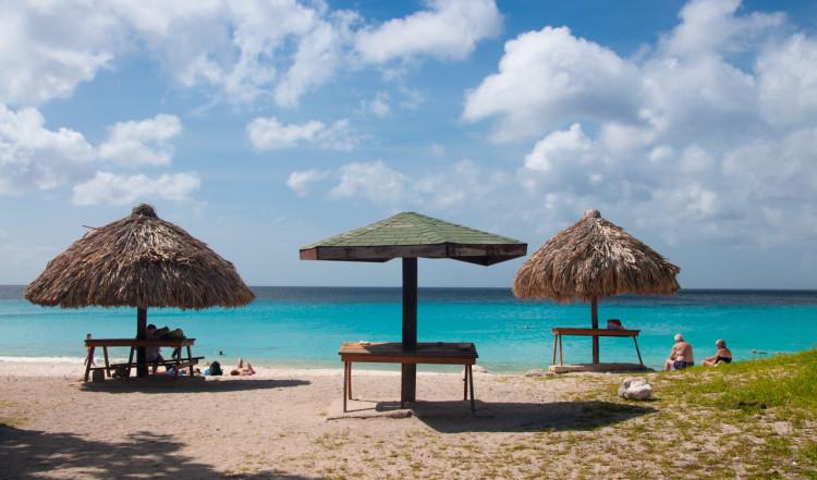 Playa Kenepa Chiki Curaçao