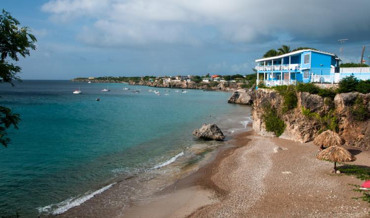 Playa Forti, Curaçao
