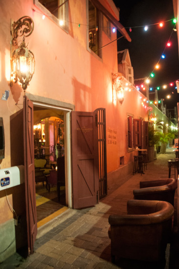 Mundo Bizarro på Curaçao är väl värt ett besök, ofta framförs live musik