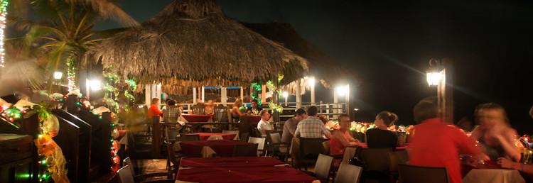 Header - Scampi Restaurant, Willemstad, Curaçao