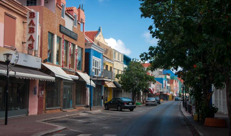Otrobanda i Willemstad, Curacao