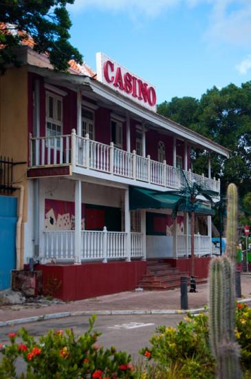 Casino i Willemstad, Curacao