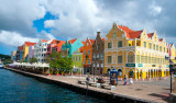 Start på året i Willemstad, Curaçao
