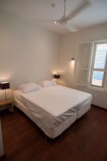 Cozy Small rum på Bijblauw Hotel i Willemstad, Curacao