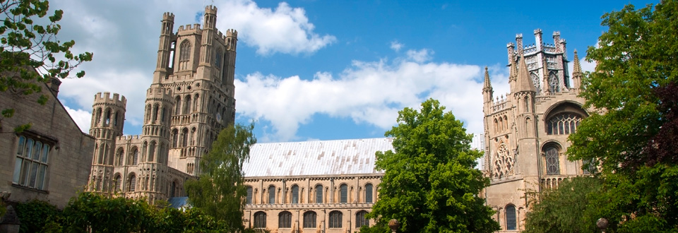 Header - Ely Cathedral