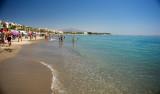 En dag på Estepona strand