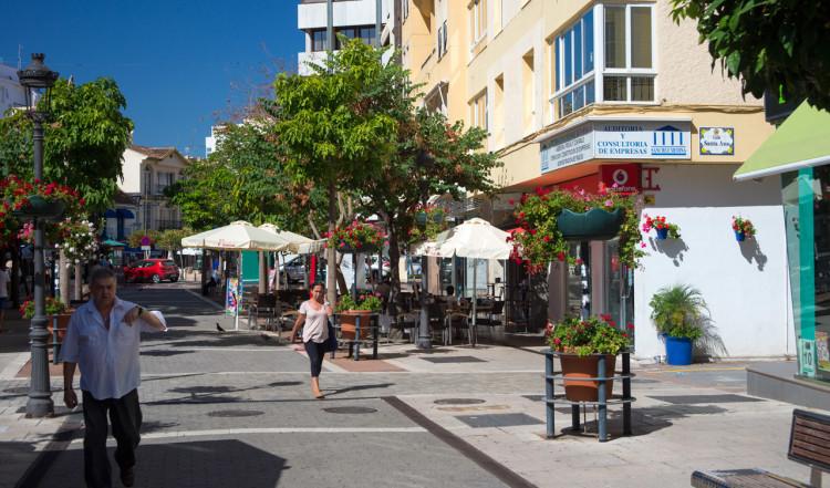 Calle Real i Estepona