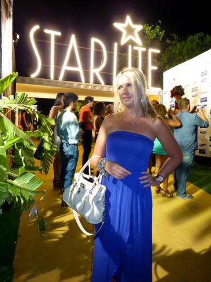 Anki på Starlite Festival, Marbella 2014