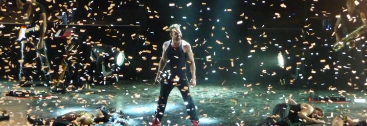 Ricky Martin, Starlite Festival, Marbella 2014