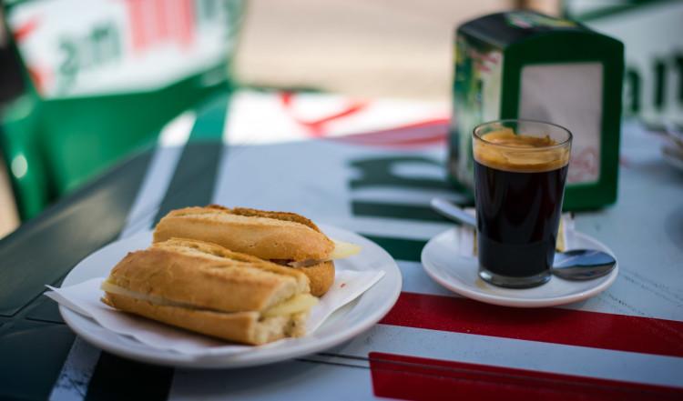 Frukost i Manilva