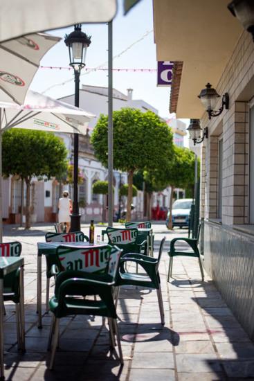 Bar Castillo, Manilva