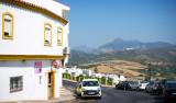 Manilva i södra Spanien en vacker vårdag