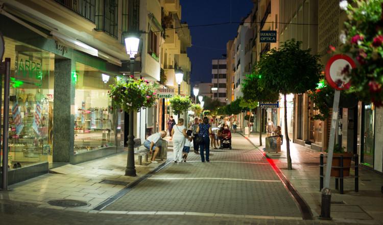 Calle Real, Estepona
