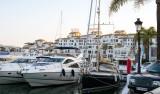 Shopping i Marbella och kväll i Puerto Banus