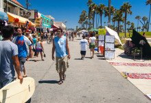Header Venice Beach California