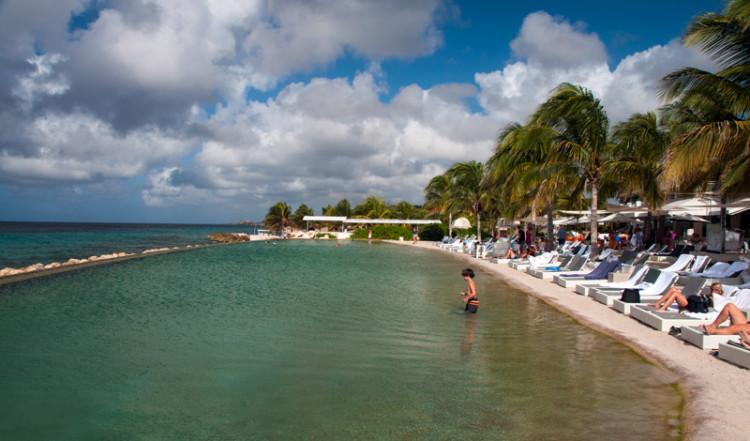 Papagayo Beach Club, Jan Thiel