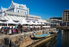 Den Anker, Kapstaden