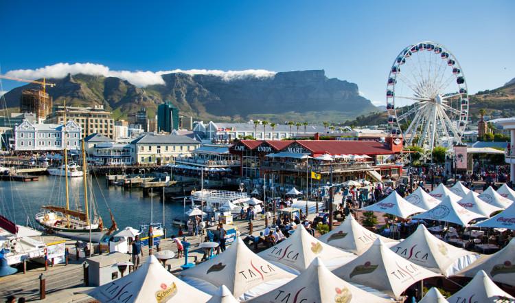 Waterfront, Kapstaden