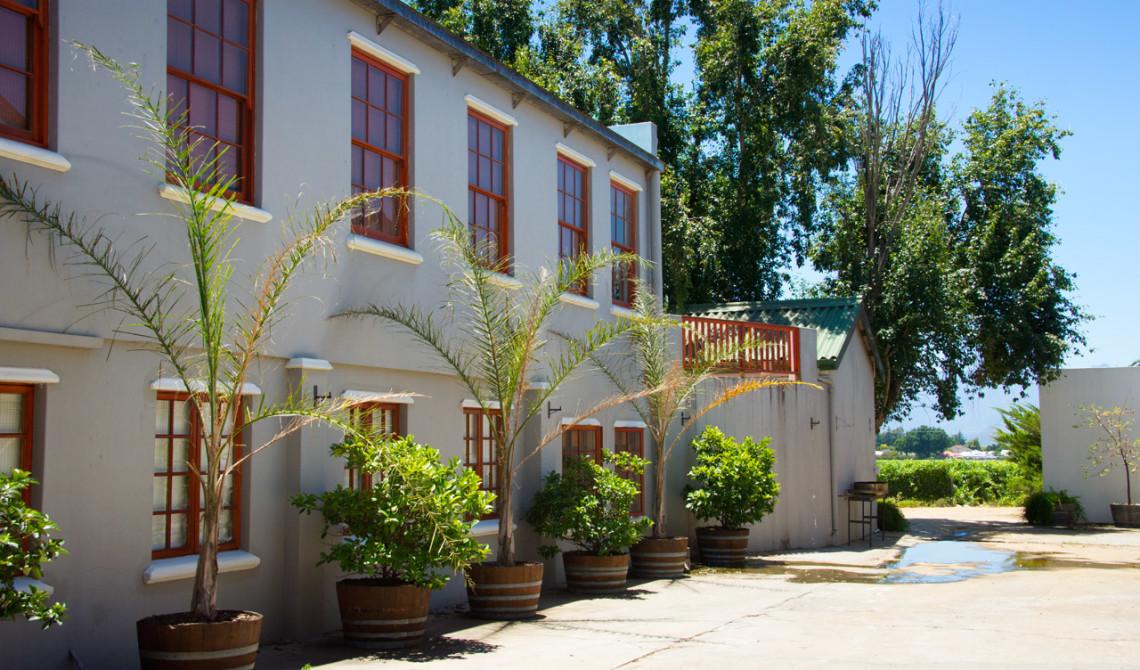 Deetlefs Wine Estate, Rawsonville, Sydafrika