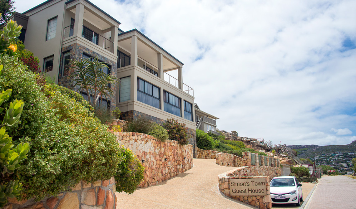 Simons town Guest House, Sydafrika