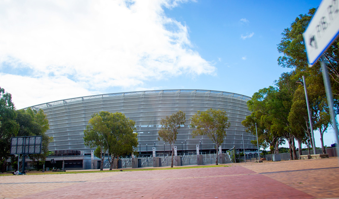 Green Point Stadium, Kapstaden
