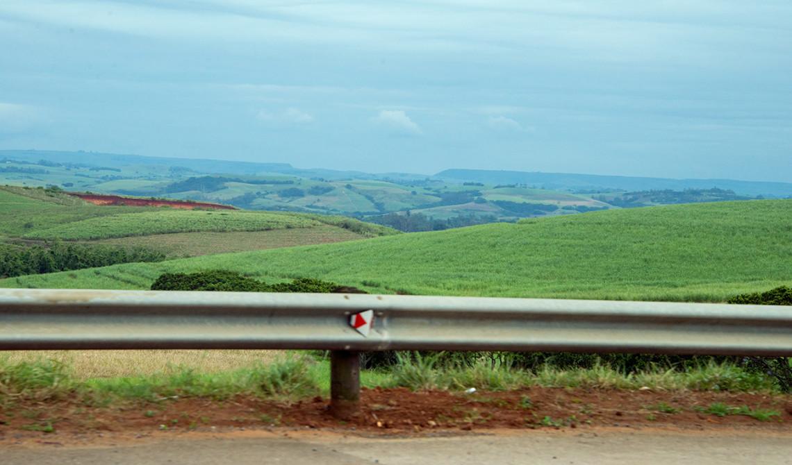 På vägarna i Zululand