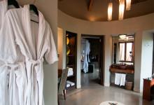 Thanda Safari Lodge ha rett av de mest fantasiska badrum man kan tänka sig
