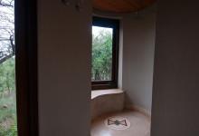 Duschen på Thanda Safari Lodge