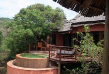 Vår underbara Thanda Safari Lodge, Thanda Private Game Reserve