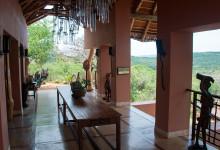 Huvudbyggnaden, Thanda Safari Lodge, Thanda Private Game Reserve