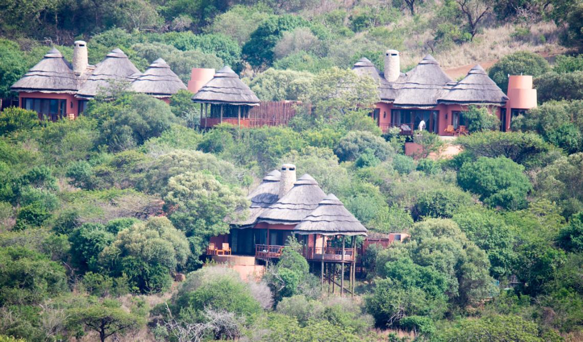 Thanda Safari Lodge på Thanda Private Game Reserve