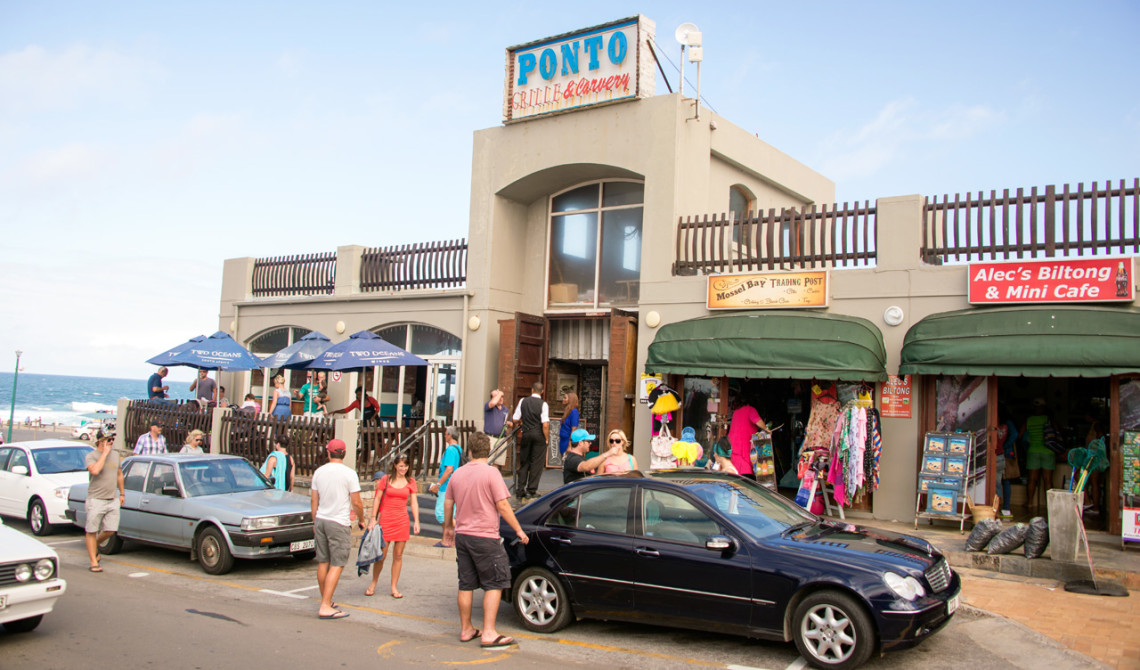Ponto Grille and Carvery i Mossel Bay, Sydafrika