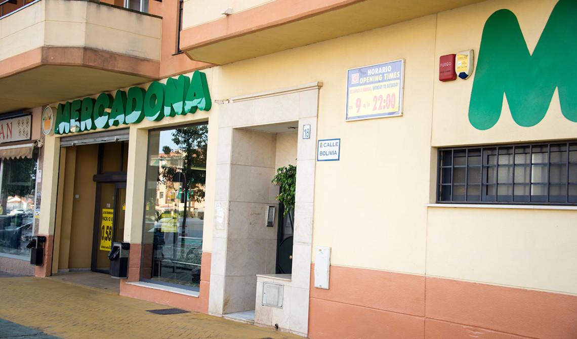 Mercadona i Sabinillas