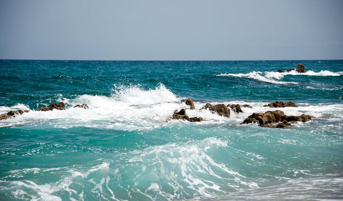 Vågor, Punta Chullera