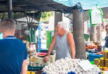 Söndagsmarknaden i Manilva