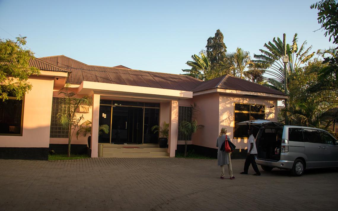Transit Motel i Dar es Salaam