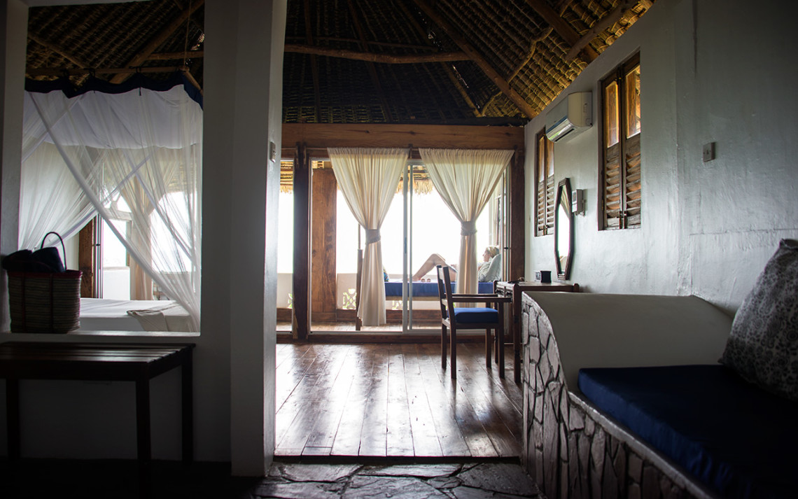 Sea Villa, Manta Resort - Pemba, Tanzania