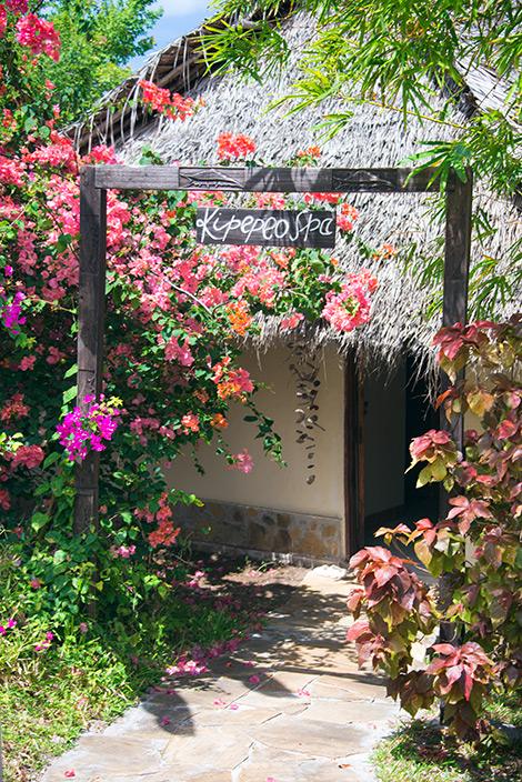 Manta Resort Spa vi besöker varje dag