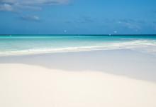 Paradis - en egen sandbank