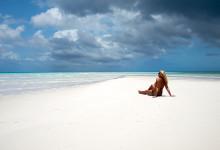 Anki på sandbanken