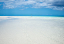 Sandbank - Pemba, Tanzania