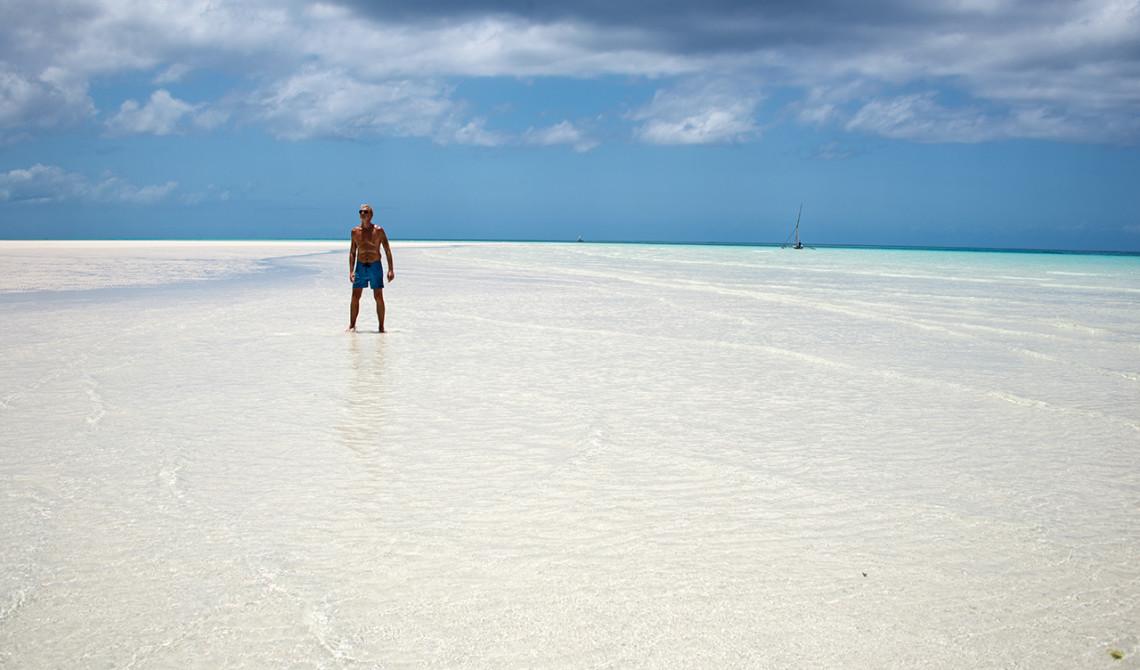 Lars på sandbanken