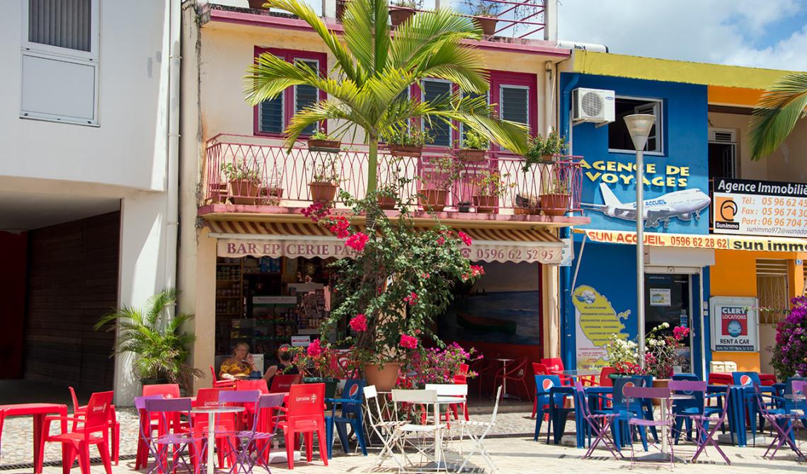Bar Epicerie Pame, Sainte-Luce, Martinique