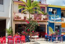 Bar Epicerie Pame, Saint-Luce, Martinique