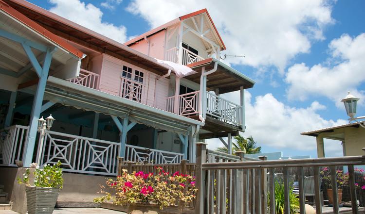 Ti ' Paradis, Martinique